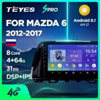17485.11 руб. 55% СКИДКА|TEYES SPRO Штатное Головное устройство For Mazda 6 2012 2017 Atenza 2014 GPS Android 8.1 aвтомагнитола магнитола автомагнитолы Андроид для Мазда 6 3 GJ Атенза 3 аксессуары штатная магнитола автомобильная мультимедиа-in Мультимедиаплеер для авто from Автомобили и мотоциклы on Aliexpress.com | Alibaba Group