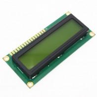 40.55 руб. 8% СКИДКА|1 шт. ЖК 1602 1602 Модуль зеленый экран 16x2 символьный светодиодный дисплей Module.1602 5 в зеленый экран и белый код для arduino-in ЖК-модули from Электронные компоненты и принадлежности on Aliexpress.com | Alibaba Group