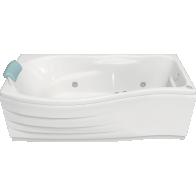 Купить Ванна акриловая Bellrado МИЛЕН 1695х885х680 правая в Ульяновске - Ванны акрил