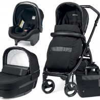 Коляска 3 в 1 Peg Perego Book 51 Rock Elite Modular - Коляски 3 в 1