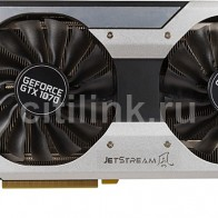 Видеокарта PALIT nVidia  GeForce GTX 1070 ,  PA-GTX1070 JETSTREAM 8G