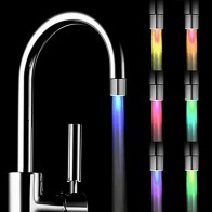 US $2.09 21% OFF|LED Light for Tap Multi Colors Faucet Light Watersaving Glow Shower Stream Tap Kitchen Bathroom Accessories Led Aerators-in Bathroom Accessories Sets from Home & Garden on Aliexpress.com | Alibaba Group