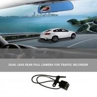 224.95 руб. 19% СКИДКА|Автомобиль резервная камера двойная камера широкий угол обзора 720 P HD Цвет CCD водостойкий автомобиль автомобильная камера заднего вида-in Камеры для авто from Автомобили и мотоциклы on Aliexpress.com | Alibaba Group