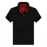 661.76 руб. 34% СКИДКА|Рубашка поло мужская брендовая дизайнерская летняя Облегающая рубашка с отложным воротником и коротким рукавом для 2018-in Поло from Мужская одежда on Aliexpress.com | Alibaba Group