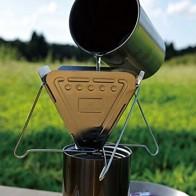 Складная подставка для фильтра кофе, нержавеющая сталь, 10 см - Берем в поход
