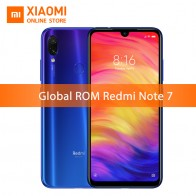 US $167.49 |Xiaomi Redmi Note 7 3GB 32GB Global ROM Snapdragon 660 Octa Core Mobile Phone 4000mAh 6.3
