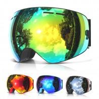 1460.7 руб. 30% СКИДКА|COPOZZ брендовые профессиональные лыжные очки двойные слоистые линзы противотуманные UV400 большие лыжные очки для катания на лыжах сноуборде мужские и женские зимние очки-in Лыжные очки from Спорт и развлечения on Aliexpress.com | Alibaba Group