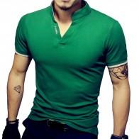 574.79 руб. 56% СКИДКА|2019 Новое поступление хлопок мужская рубашка Поло Топы модный бренд плюс размер короткий рукав черная футболка поло белого цвета Homme Camisa 5XL-in Поло from Мужская одежда on Aliexpress.com | Alibaba Group