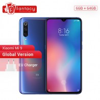 "Global Version Xiaomi Mi 9 Mi9 Snapdragon 855 6GB 64GB 6.39"" AMOLED Display Fingerprint Smartphone 48MP Triple Camera Smartphone-in Cellphones from Cellphones & Telecommunications on AliExpress"