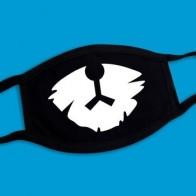 Взрывные модели, Пыленепроницаемая теплая черная маска унисекс, высокое качество, хлопок, многоразовые, 3 слоя, 2019