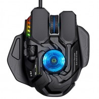 US $160.0 20% OFF|NEW USB2.0 5000DPI wired E sports game Programmable Ergonomics setting mouse DPI adjustable for PC CF LOL Eat chicken-in Mice from Computer & Office on AliExpress