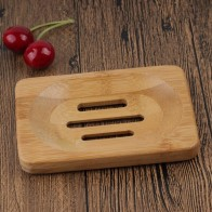 111.36 руб. 14% СКИДКА|Натуральное дерево бамбук мыльница деревянная мыльница держатель для хранения мыльница кожух планки ролла контейнер для ванной душевая пластина Ванная комната-in Мыльницы from Товары для дома on Aliexpress.com | Alibaba Group - Для стильной ванны