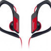 Купить Проводные наушники Panasonic RP-HS34E-R красный в интернет магазине DNS. Характеристики, цена  | 1019016