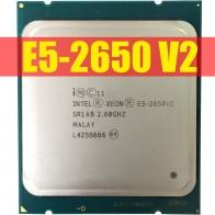 3965.65 руб. 59% СКИДКА|Процессор Intel Xeon E5 2650 V2 E5 2650 V2 Процессор 2,6 LGA 2011 SR1A8 Восьмиядерный процессор Настольный e5 2650V2 продавать E5 2689-in ЦП from Компьютер и офис on Aliexpress.com | Alibaba Group