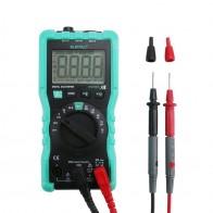 1124.47 руб. 40% СКИДКА|ELECALL MK72M мини мультиметр тест цифровой true RMS Многофункциональный конденсатор сопротивления тестер мультиметр с кабелем зонды-in Мультиметры from Орудия on Aliexpress.com | Alibaba Group