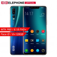 US $251.99 28% OFF|Elephone A5 6GB 128GB Mobile Phone Android 8.1 MTK6771 Octa Core 6.18 Inch FHD+ U Notch Screen 20MP camera 4000mah 4G Smartphone-in Cellphones from Cellphones & Telecommunications on Aliexpress.com | Alibaba Group