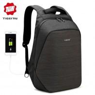 2563.98 руб. 50% СКИДКА|Tigernu anti theft ноутбук рюкзак usb зарядка 15,6 рюкзаки для мужчин тонкий водостойкий школьный рюкзак сумка для женщин мужской mochila путешествия-in Рюкзаки from Багаж и сумки on Aliexpress.com | Alibaba Group