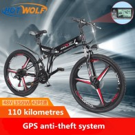 US $529.88 50% OFF| New Electric Bike 21 Speed 10AH 48V 350W 110KM Built in Lithium battery E bike electric 26