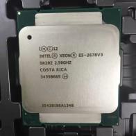 Intel E5 2678 V3 2,5 ГГц 30 Мб 12 жильные 120 Вт 22nm разъем LGA 2011 3 E5 2678 V3 SR20Z процессор-in Процессоры from Компьютер и офис on AliExpress