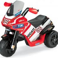 Детский трицикл Peg Perego Ducati Desmosedici ED0919 - Детские электромобили