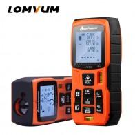 Lomvum 40 м 60 м 80 м 100 м лазерный дальномер цифровой лазерный дальномер батарейках лазерный дальномер ленты Дальномер купить на AliExpress