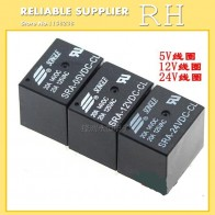 US $2.25 |5PCS/lot Power relays SRA 05VDC CL SRA 12VDC CL SRA 24VDC CL 5V 12V 24V 20A 5PIN T74-in Relays from Home Improvement on Aliexpress.com | Alibaba Group