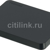 Купить Внешний жесткий диск TOSHIBA Canvio Basics HDTB420EK3AA, черный в интернет-магазине СИТИЛИНК, цена на Внешний жесткий диск TOSHIBA Canvio Basics HDTB420EK3AA, черный (1034333) - Москва