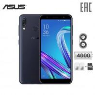 Смартфон Asus Zenfone Max (M1) 3+32GB (ZB555KL)   мощный аккумулятор 4000 мАч, двойная камера, 8 ядерный Qualcomm SD435, слот для 2SIM и карты памяти одновременно, официальная российская гарантия-in Мобильные телефоны from Телефоны и телекоммуникации on Aliexpress.com | Alibaba Group