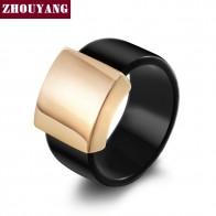 US $1.48 40% OFF|Top Qualität Mode Glatte Metall Rose Gold Farbe Ring Volle Größen ZYR344 ZYR345-in Ringe aus Schmuck und Accessoires bei Aliexpress.com | Alibaba Gruppe
