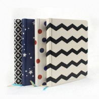 Новый светильник, толстый блокнот, астральная Геометрическая серия, A5, дневник, горизонтальная линия, 1 шт. - Кайфовые блокноты