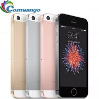 7849.01 руб. 32% СКИДКА|Оригинальное разблокирована Apple iphone SE сотовый телефон Оперативная память 2 Гб Встроенная память 16/64 GB Dual core A9 4,0