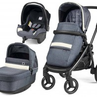 Коляска 3 в 1 Peg-Perego Team Pop Up Modular - Коляски 3 в 1