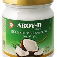 Купить Aroy-D Масло 100% кокосовое (extra virgin) 0.18 л по низкой цене с доставкой из маркетплейса Беру