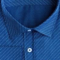 Мужская классическая рубашка Tudors ME-HBV00000PPNHU - Tudors Муж рубашки 3XL размер