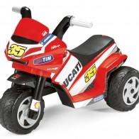 Детский трицикл Peg Perego Mini Ducati IGMD0005 - Детские электромобили
