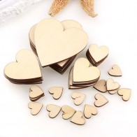 US $1.57 18% OFF|Mixed size DIY wooden heart patch Crafts Scrapbooking Supplies Wedding Decoration Hand made Graffiti Buttons-in Wood DIY Crafts from Home & Garden on Aliexpress.com | Alibaba Group