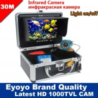 6360.84 руб. 32% СКИДКА|Eyoyo оригинал 30м 1000TVL подводная камера для рыбалки 7
