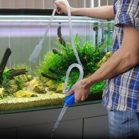 US $1.45 16% OFF|1PCS Unique 103cm Siphon Gravel Suction Pipe Filter Fish Tank Vacuum Water Change Pump Aquarium Manual Cleaner Tool-in Filters & Accessories from Home & Garden on Aliexpress.com | Alibaba Group