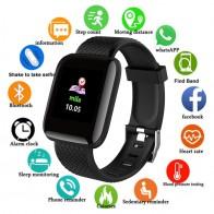 602.03 руб. 50% СКИДКА|Спортивные Смарт часы для мужчин кровяное давление водонепроницаемый Ip67 Smartwatch для женщин монитор сердечного ритма фитнес трекер часы для Android IOS-in Смарт-часы from Бытовая электроника on Aliexpress.com | Alibaba Group