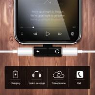 43.16 руб. 34% СКИДКА|PORTEFEUILLE 2в1 Аудио двойной разъем Auriculares Adaptador для Iphone 7 XR X10 XS MAX 8 Plus сплиттер Jack адаптер для наушников-in Адаптеры для мобильных телефонов from Мобильные телефоны и телекоммуникации on Aliexpress.com | Alibaba Group