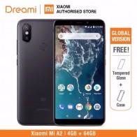 9873.32 руб. |Глобальная версия Xiaomi Mi A2 64GB ROM 4GB RAM (Новый комплект и Запечатанная коробка)-in Мобильные телефоны from Мобильные телефоны и телекоммуникации on Aliexpress.com | Alibaba Group