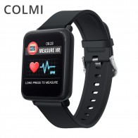 US $18.74 26% OFF COLMI Smart Watch M28 IP68 Waterproof Bluetooth Heart Rate Blood Pressure Smartwatch for Xiao mi Android IOS Phone LINK SPORT 3-in Smart Watches from Consumer Electronics on Aliexpress.com   Alibaba Group