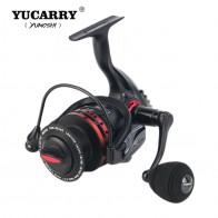 2942.32 руб. |YUCARRY бренд XM Серии 5,5: 1/4. 7:1 13 + 1BB спиннинг катушка рыбалка 1000 7000 Металл прялка рыболовные снасти + запасные