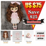 US $45.0 25% OFF|ICY factory blyth doll 1/6 bjd joint body combination with dress shoes special offer on sale-in Dolls from Toys & Hobbies on Aliexpress.com | Alibaba Group