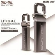 Suntrsi USB флеш накопитель 64 Гб металлический Флэшка высокоскоростная USB Флешка 32 Гб ручка накопитель реальная емкость 16 Гб USB флеш накопитель Бесплатная доставкакупить в магазине Suntrsi Official StoreнаAliExpress