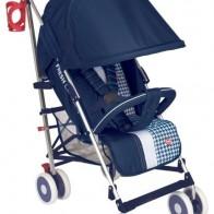Купить Прогулочная коляска Happy Baby Cindy dark blue по низкой цене с доставкой из маркетплейса Беру