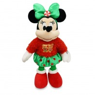 Minnie Mouse Holiday Plush – Medium 17'' | shopDisney - игрушки
