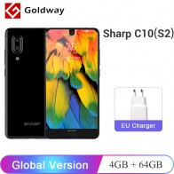 US $124.99 |Global Version SHARP AQUOS C10 S2 4GB RAM 64GB ROM Smartphone Snapdragon 630 Octa Core 5.5