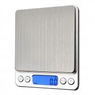 391.18 руб. 20% СКИДКА|1000 г x 0,1 г металлические кухонные весы Электронные цифровые весы, карманные ювелирные весы для взвешивания Весы-in Весы from Орудия on Aliexpress.com | Alibaba Group