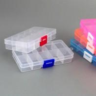 49.05 руб. 24% СКИДКА|1 шт., пластиковые рыболовные приманки с прозрачной видимой прочностью, 13*6*3 см-in Коробка для рыболовной снасти from Спорт и развлечения on Aliexpress.com | Alibaba Group